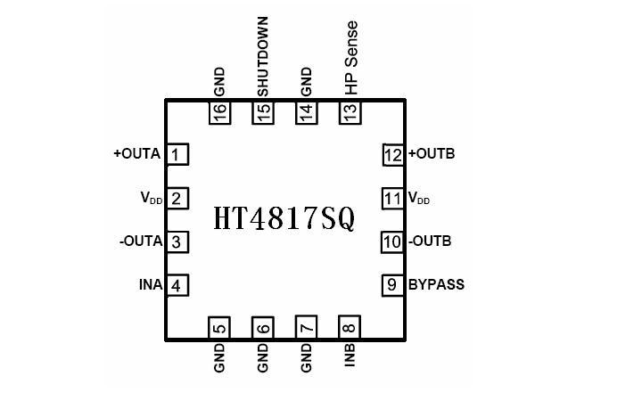 sn7407n放大电路图