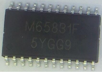 m65831(卡拉ok混响ic)