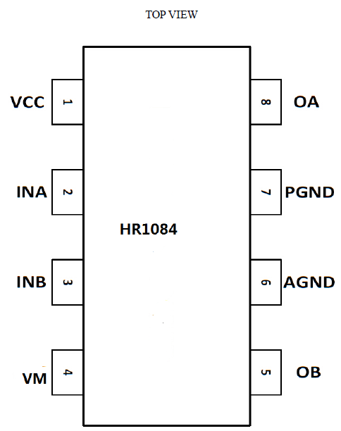 nmos驱动led电路