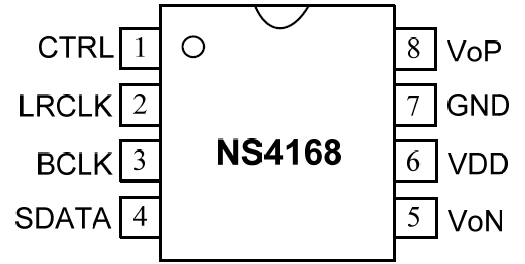d2025单声道电路图