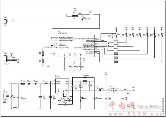 stm8s103f2 8位mcu马达驱动方案