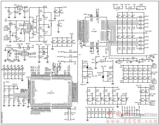 steval-ime013v1超声波脉冲发生器评估方案