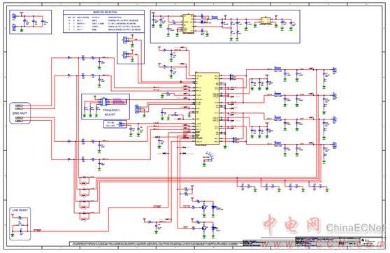 图10.评估板tpa3251d2evm电路图(4)