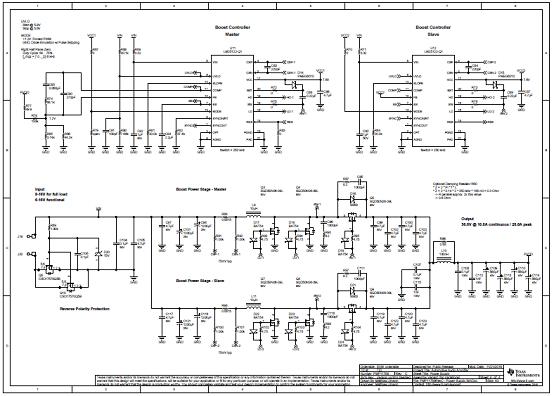 pmp11769 700w汽车d类音频放大器参考设计