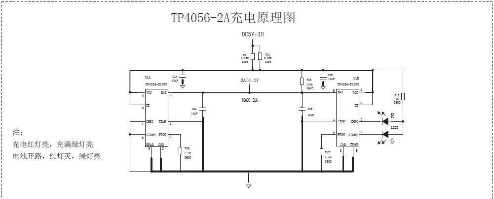 应用注意事项: 1.图中所有的电容,在画板的时候必须放置相对应的引脚最近处并集中接芯片地; 2.IC芯片底部散热片(EPAD)需接地,并通过多个通孔(3*3/4*3)与背部铜皮相连,背部铜皮应做到设计最大面积来给予散热;
