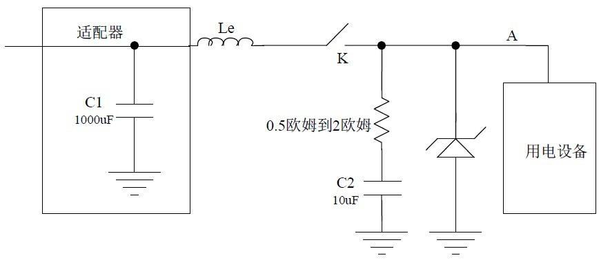 输入电源滤波电容可能引起的问题
