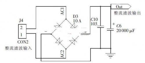 高稳定度低纹波的线性稳压电源设计