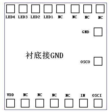 闪灯ic电路特点及应用
