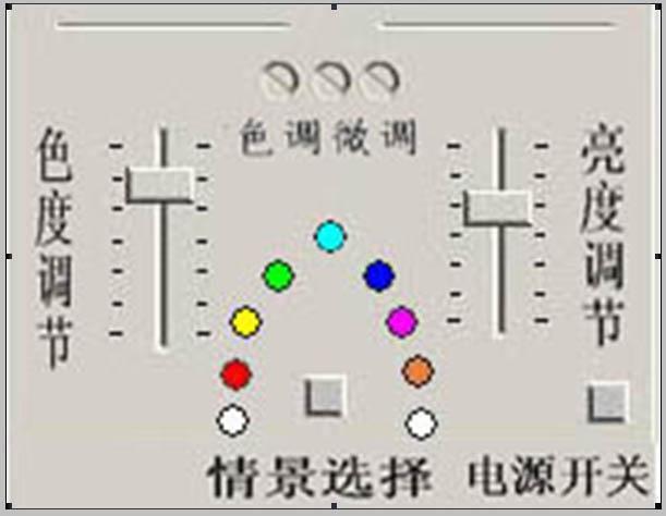 情景照明led驱动方案详解及电路原理说明 潘侠的日志 网易高清图片