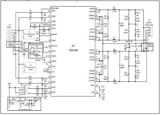 6欧姆扬声器应用电路图